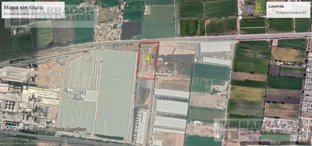 Foto Bodega Industrial en Venta en  Santa María Magdalena,  Querétaro  Bodegas Industriales en VENTA Espacio 60 Carretera a Tlacote