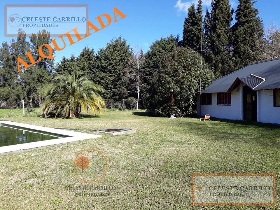 Foto Casa en Alquiler en  La Verdad,  Capilla Del Señor  Colectora Ruta 39