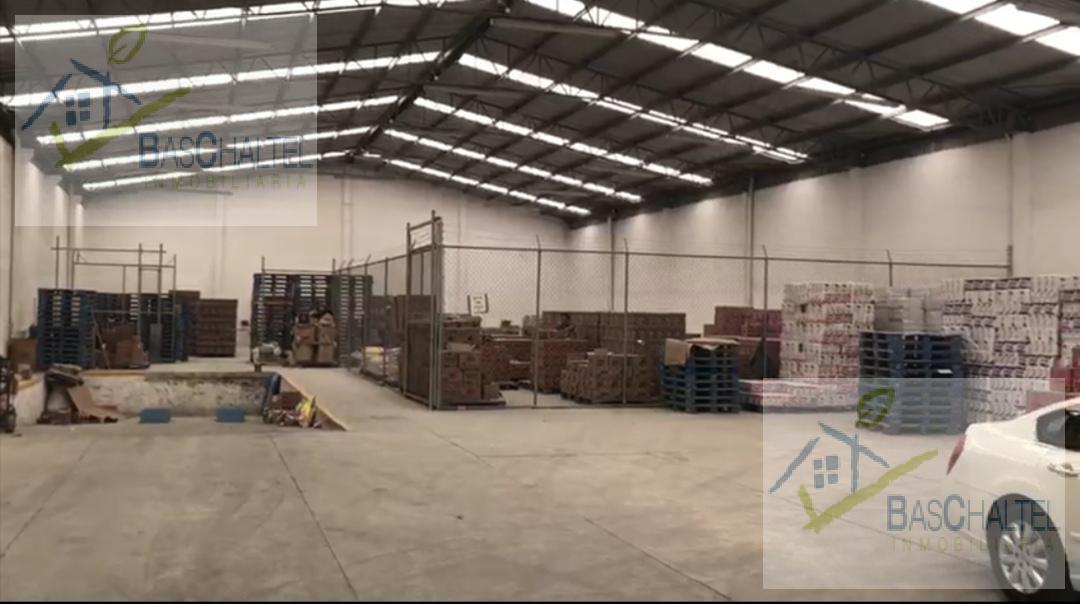 Foto Bodega Industrial en Renta en  Puebla de Zaragoza ,  Puebla  Puebla de Zaragoza