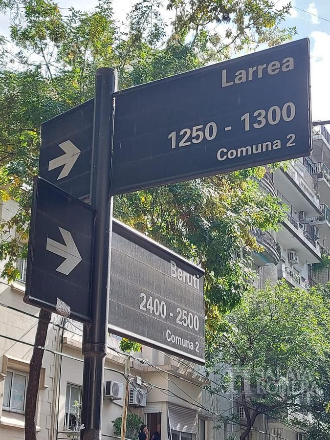 Foto Departamento en Alquiler en  Barrio Norte ,  Capital Federal  Larrea al 1200