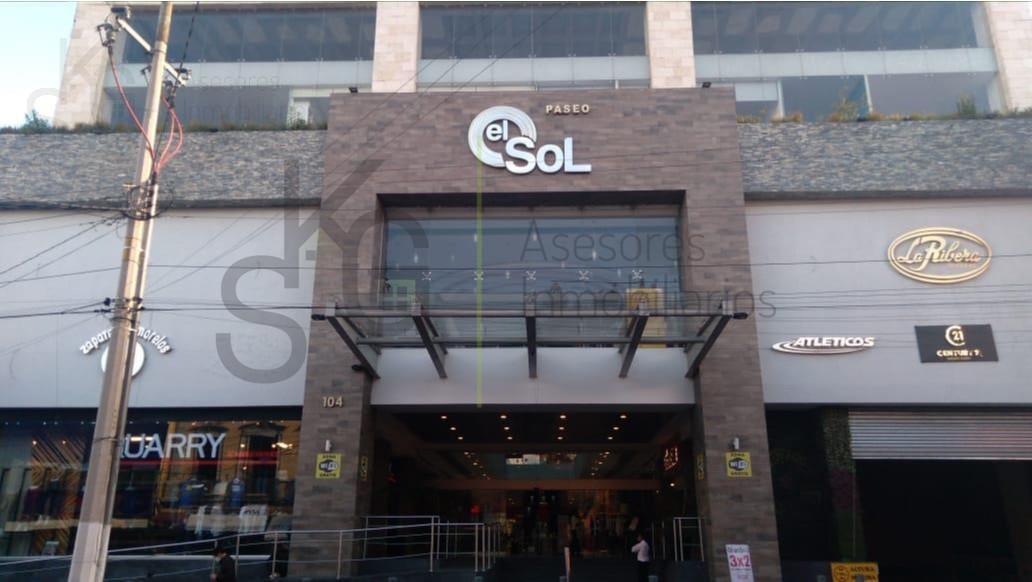 Foto Local en Renta |  en  5 de Mayo,  Toluca  SKG Asesores Inmobiliarios Renta Local en  Avenida Miguel Hidalgo,  Centro de Toluca