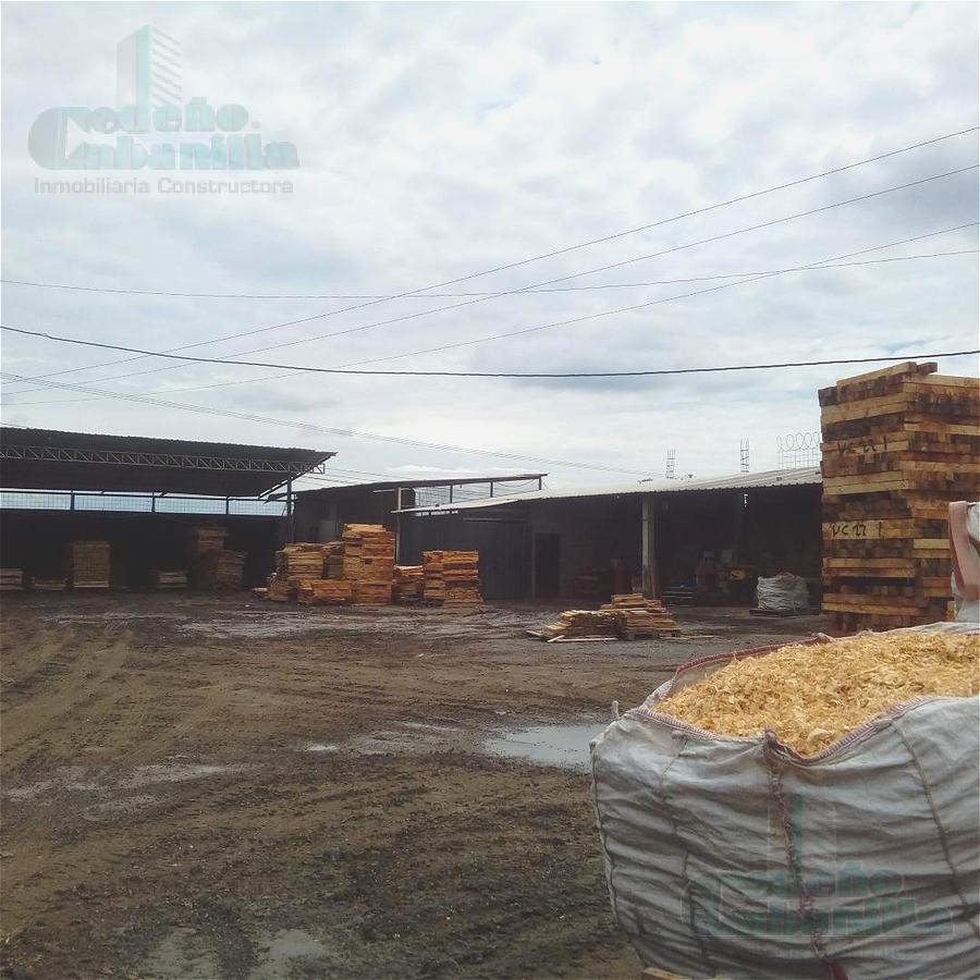 Foto Galpón en Venta en  Norte de Durán,  Durán   VENTA DE GALPONES CON TERRENO INDUSTRIAL AL PIE DE VIA DURAN - YAGUACHI