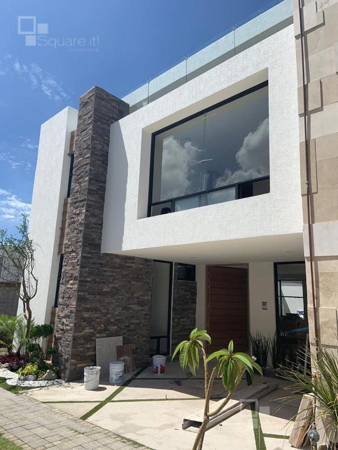 Foto Casa en Renta en  Fraccionamiento Lomas de  Angelópolis,  San Andrés Cholula  Casa en Renta en Parque Mediterráneo, Cascatta, Lomas III