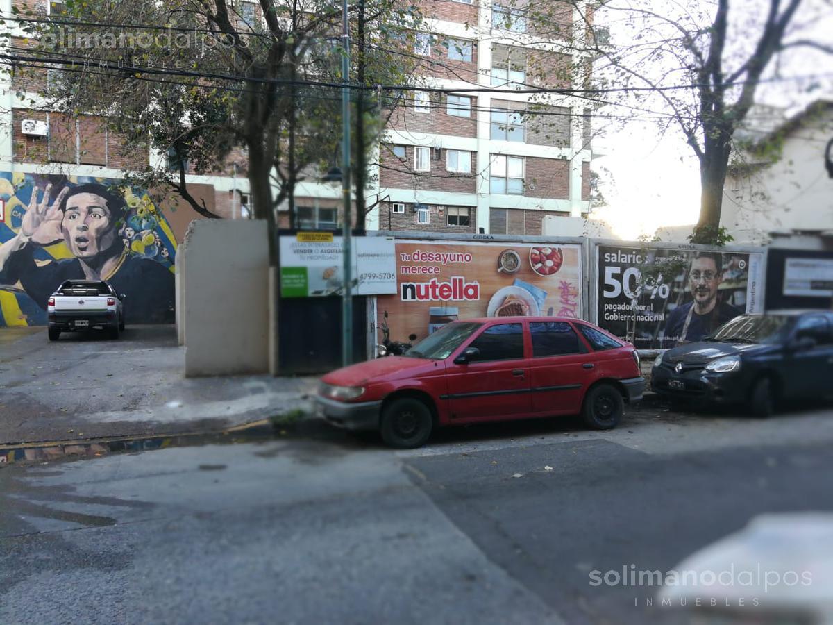 Foto Terreno en Alquiler temporario en  Olivos-Vias/Rio,  Olivos  Roque Saenz Peña al 400