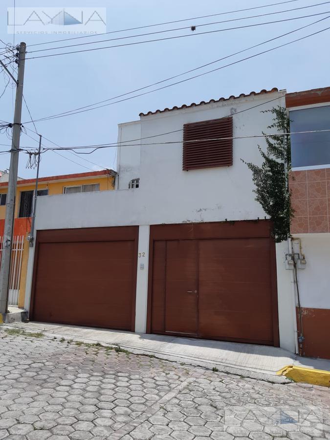 Foto Casa en Renta en  Pueblo Ocotlan,  Tlaxcala  Iztacihuatl 32, Fracc. Vista Hermosa, Ocotlán, Tlax; C.P. 90100