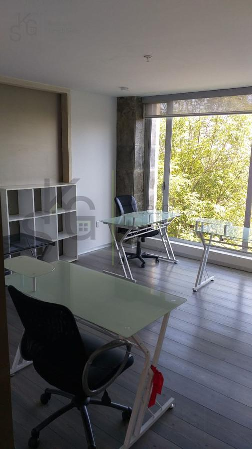 Foto Oficina en Renta en  Lomas de Tecamachalco,  Huixquilucan  SKG  Asesores Inmobiliarios Renta Oficina amueblada en Av. de los Bosques, Lomas de Tecamachalco