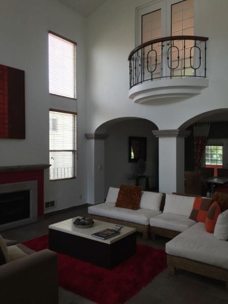 Foto Casa en Renta en  Los Robles,  Lerma  CASA DE DOS NIVELES EN RENTA, EN LOS ROBLES SHCAT 1089