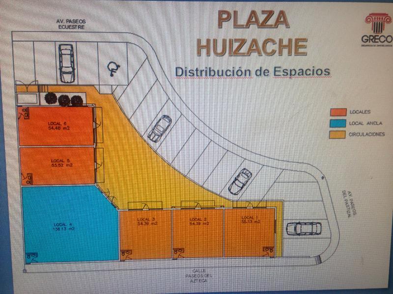 Foto Local en Renta en  Paseos del Camino Real,  Chihuahua  LOCALES EN RENTA PLAZA HUIZACHE