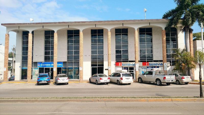 Foto Oficina en Renta en  Guadalupe,  Tampico  Renta de Oficina en Tampico Ave. Hidalgo Col. Guadalupe
