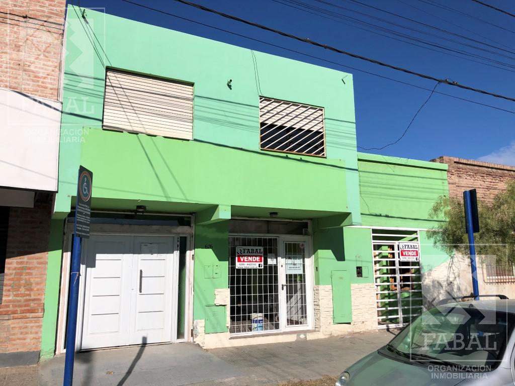 Foto Terreno en Venta en  Área Centro Oeste,  Capital  San Martín 676