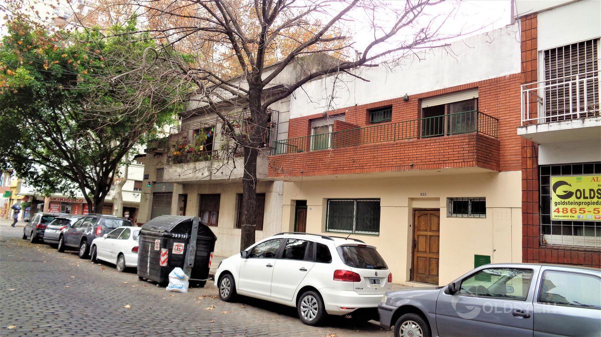 Foto Terreno en Venta en  Villa Crespo ,  Capital Federal  Belaustegui al 600