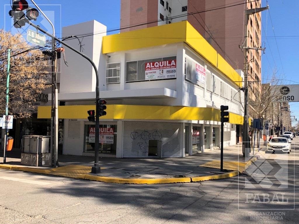 Foto Local en Alquiler en  Área Centro Este ,  Capital  Avenida Argentina y Carlos H. Rodríguez
