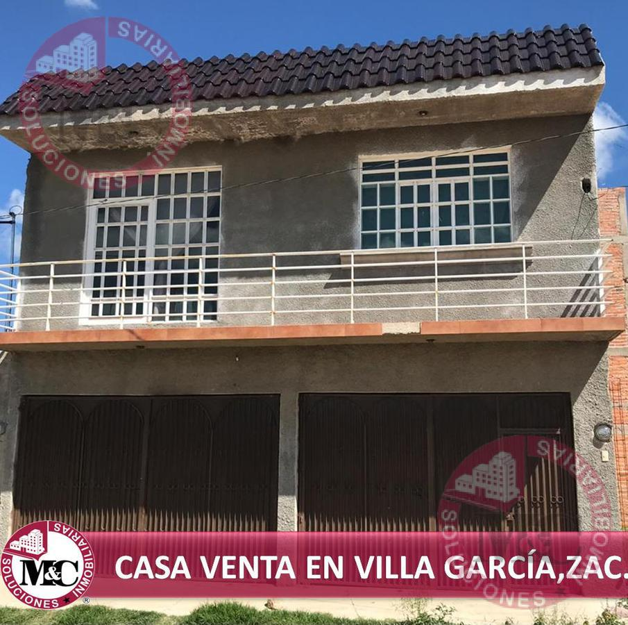 Foto Casa en Venta en  Villa Villa Garcia,  Villa García  CASA Venta en Villa García, Zac.