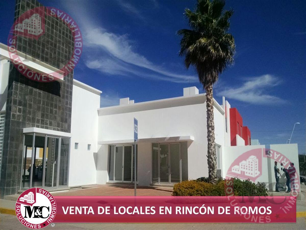 Foto Local en Venta en  Subdivisión La Piedrera,  Rincón de Romos  LOCALES COMERCIALES EN VENTA RINCÓN DE ROMOS