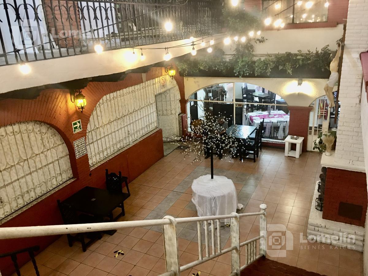 Foto Terreno en Venta en  Veronica Anzures,  Miguel Hidalgo  Propiedades  Comerciales  en Venta Bahia de todos los Santos 106 y 108, Verónica Anzures / HC/3/30/M