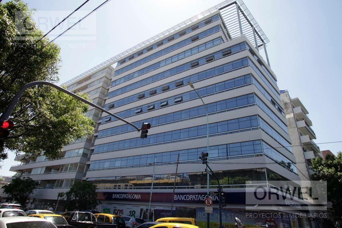Foto Oficina en Venta en  Palermo ,  Capital Federal   EDIFICIO LA MUSA - Jorge Newbery 3400