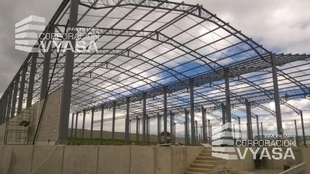 Foto Bodega en Alquiler en  Norte de Quito,  Quito  Calderón, Bodega de Arriendo Fuera del Pico y Placa por Estrenar, 800 m²