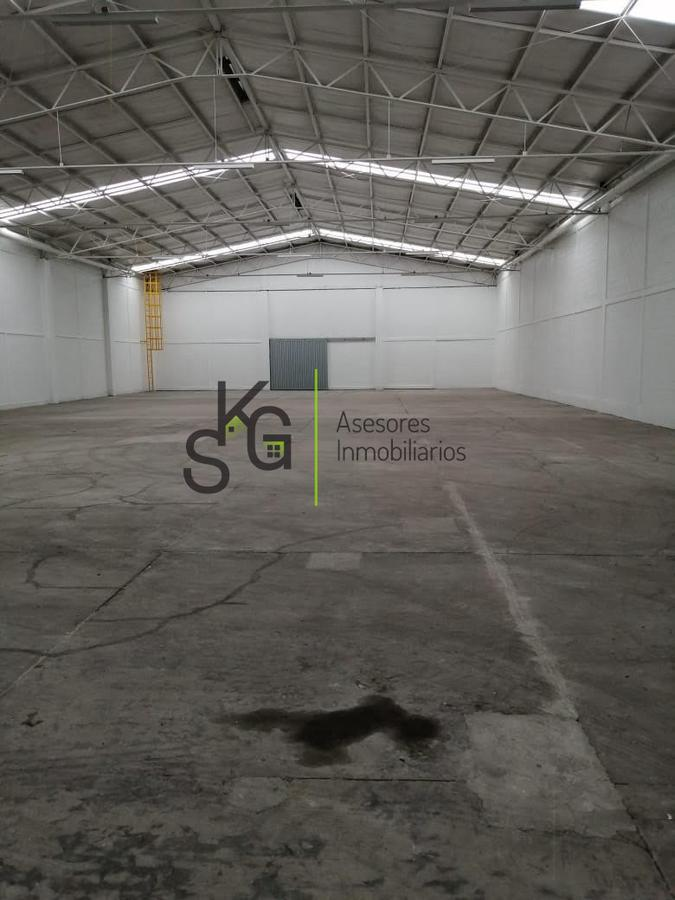 Foto Bodega Industrial en Renta en  Industrial Alce Blanco,  Naucalpan de Juárez  SKG Asesores Inmobiliarios Renta Bodega en Boulevard Toluca, Fraccionamiento Industrial Alce Blanco