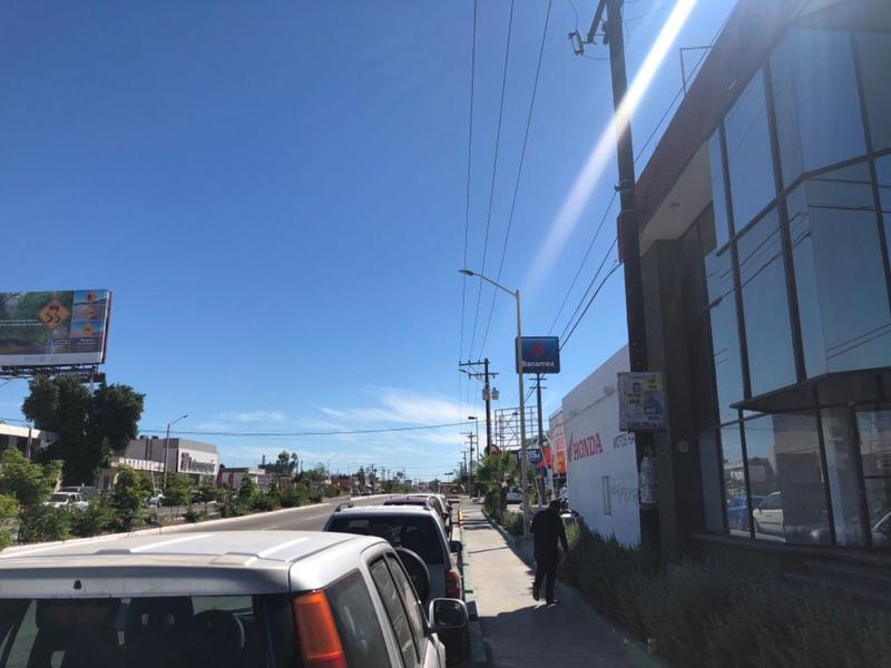Foto Local en Renta en  Las Garzas,  La Paz  LOCAL FORJADORES