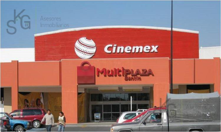 Foto Local en Renta en  San Mateo Otzacatipan,  Toluca  SKG Renta Locales Comerciales en Multiplaza Santin, Toluca.