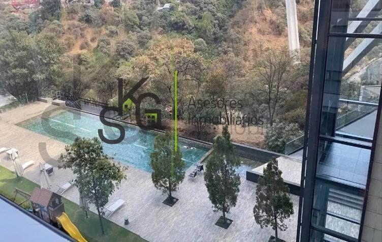 Foto Departamento en Venta en  Lomas del Chamizal,  Cuajimalpa de Morelos  SKG Asesores Inmobiliarios  Vende  Departamento en Av. Stim, Residencial Vidalta, Lomas del Chamizal, Bosques de las Lomas