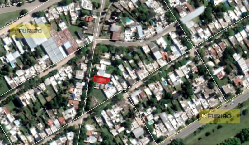 Foto Terreno en Venta en  Perez ,  Santa Fe  San Lorenzo al 800