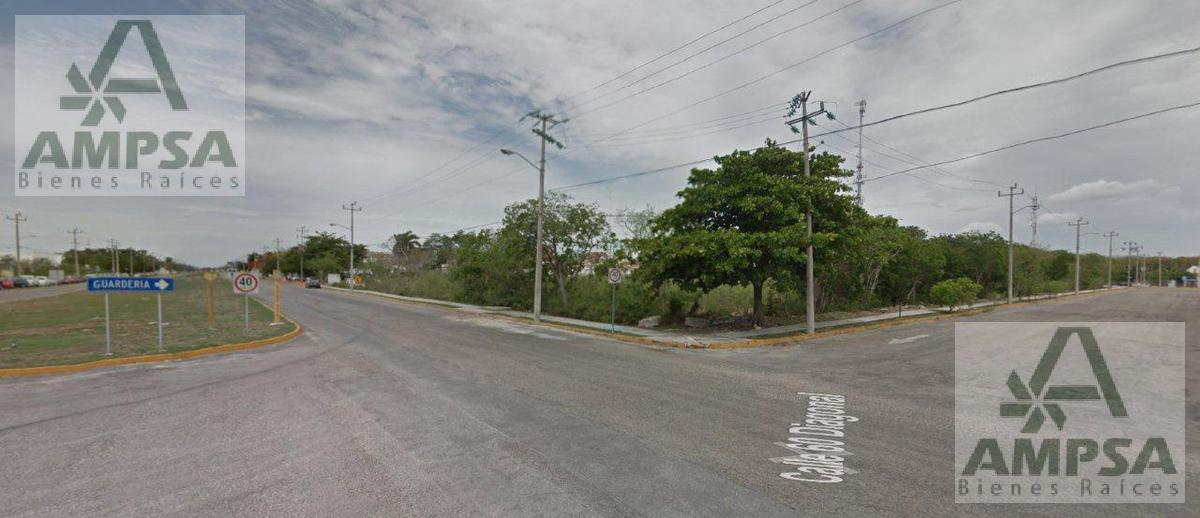 Foto Terreno en Venta en  Mérida ,  Yucatán  Terreno en venta de 16,100m2 en Parque Industrial Yucatan