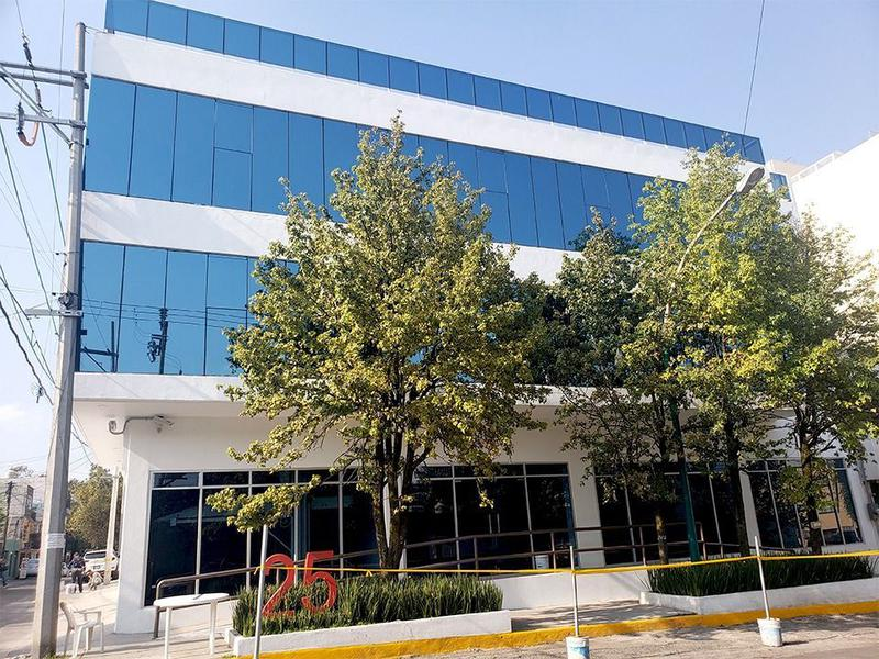 Foto Oficina en Venta en  Lomas Manuel Avila Camacho,  Naucalpan de Juárez  Naucalpan,LUJOSO CORPORATIVO 3,254m2C DE OFICINAS,