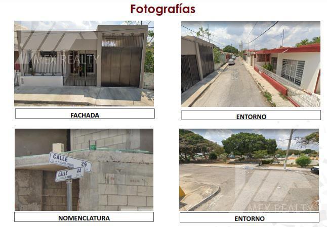 Foto Oficina en Venta en  Ampliacion Revolución,  Mérida  CLAVE 61512, CASA EDIFICACION DESTINADA A OFICINA, COL. REVOLUCION, MERIDA YUCATAN, CESION DE DERECHOS ADJUDICATARIOS SIN POSESION, $1,280, 000 SOLO CONTADO MUY NEGOCIABLE
