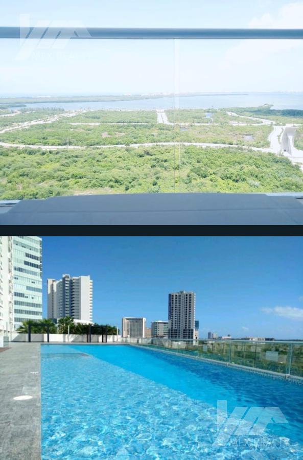 Foto Departamento en Venta en  Cancún,  Benito Juárez  Departamento Torre Panamá, Residencial Malecón Américas, Cancún, Q. Roo, Clave GERA162021