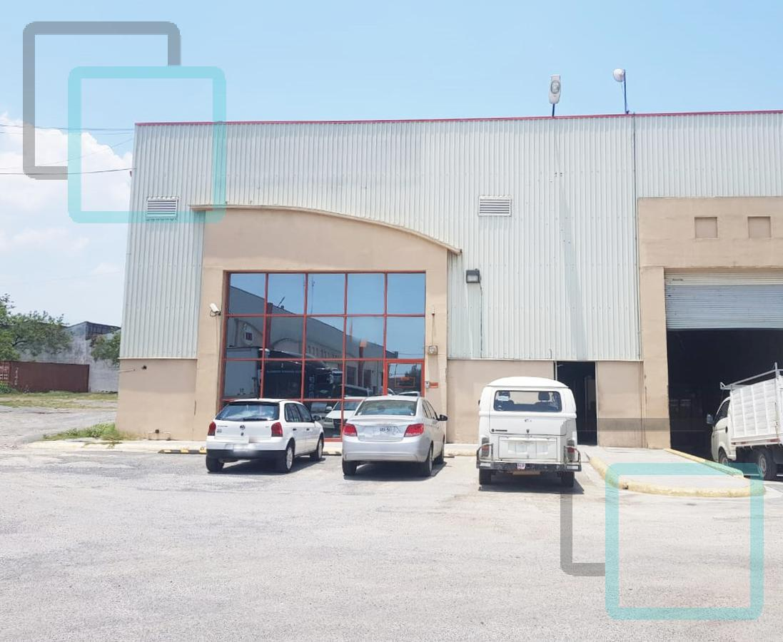 Foto Bodega Industrial en Renta en  Francisco I Madero,  Monterrey  BODEGA INDUSTRIAL EN RENTA COLONIA FRANCISCO I MADERO ZONA MONTERREY