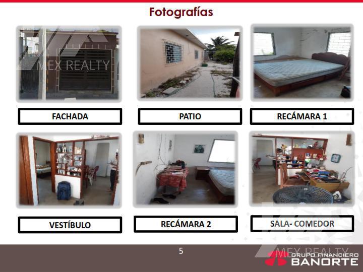 Foto Casa en Venta en  Carmen ,  Campeche  CLAVE 59649, COLONIA MANIAGUA , NUMERO 106, CALLE PESCADOR Y FRANCISCO I. MADERO, CD DEL CARMEN, CAMPECHE, ESCRITURA Y POSESIÓN, $753,000, CONTADO MUY NEGOCIABLE)
