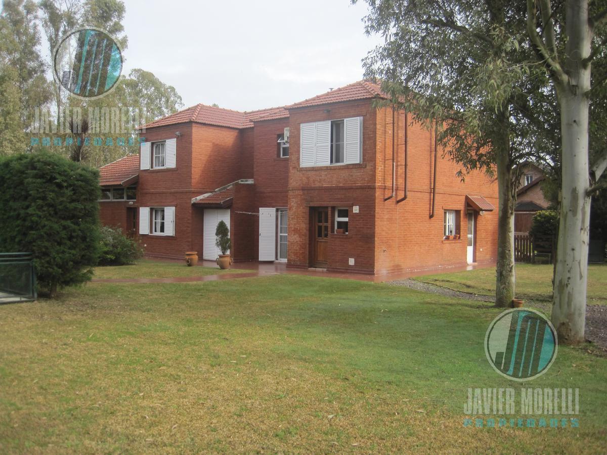 Foto Casa en Alquiler temporario en  Echeverria Del Lago,  Countries/B.Cerrado (E. Echeverría)  Coronel Dupuy al 6000
