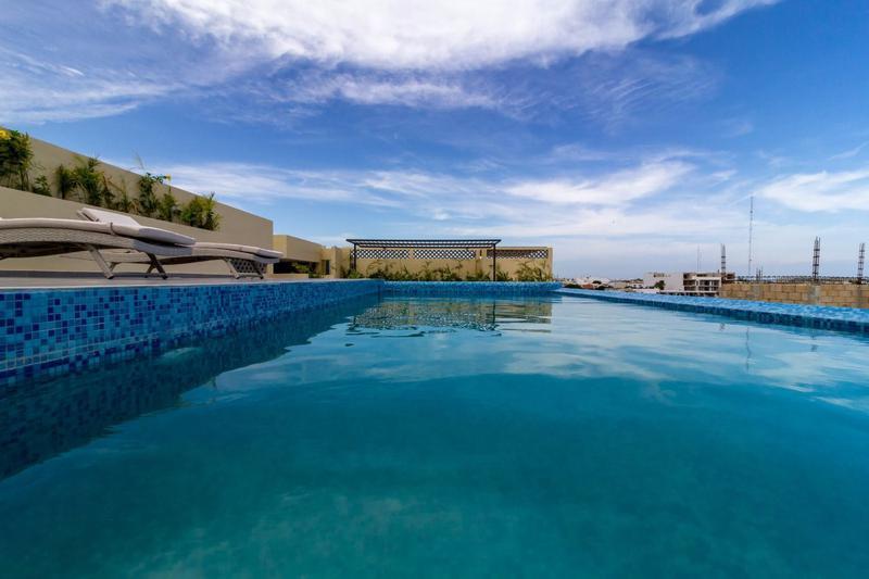 Playa del Carmen Centro Apartment for Sale scene image 0
