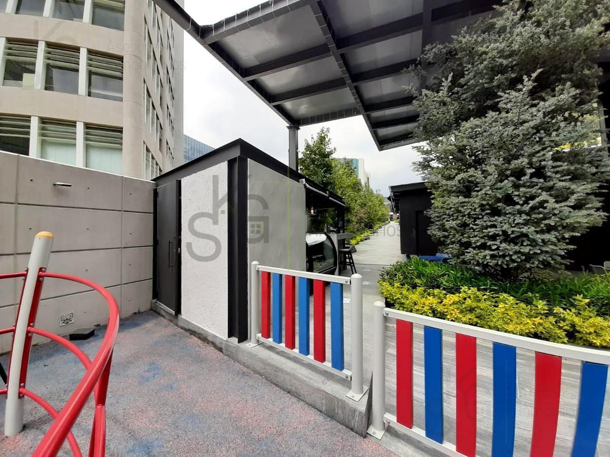 Foto Local en Renta en  Santa Fe,  Alvaro Obregón  SKG Asesores Inmobiliarios renta Local en Antonio Dovalí Jaime, Santa Fe, superficie 16.00 m2