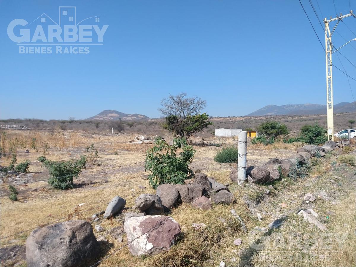 Foto Terreno en Venta en  Pie de Gallo,  Querétaro  Terreno en Venta 3 Hectáreas a 5 minutos de Libramiento Norponiente