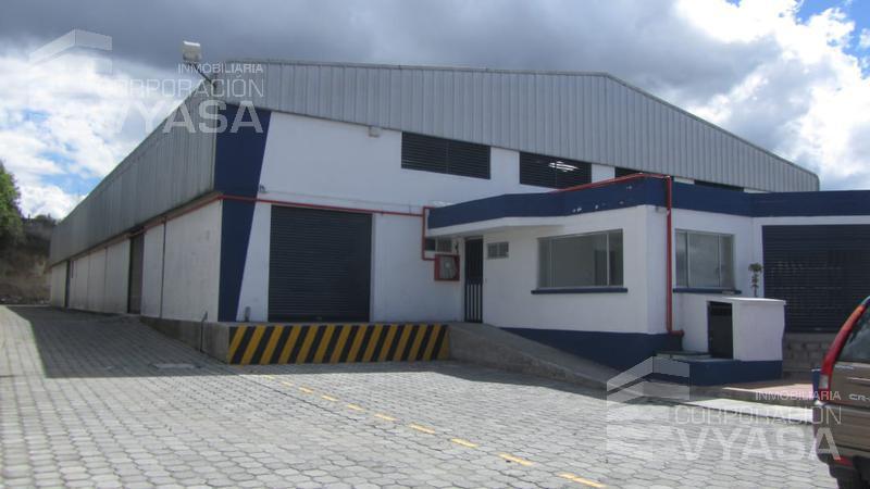Foto Bodega en Alquiler en  Quito ,  Pichincha  ELOY ALFARO - EXCELENTE BODEGA DE RENTA DE 730 m2