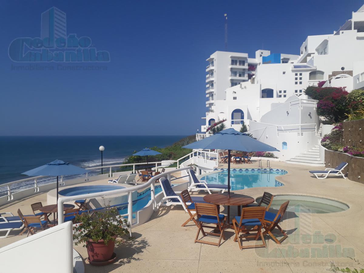 Foto Departamento en Venta en  Norte de Playas,  Playas  DE OPORTUNIDAD   SUITE AMOBLADA  EN OCEAN CLUB PLAYAS VILLAMIL