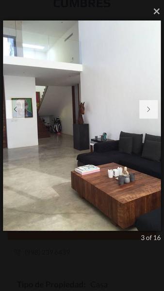 Foto Casa en Venta en  Residencial Cumbres,  Cancún  RESIDENCIAS CUMBRES