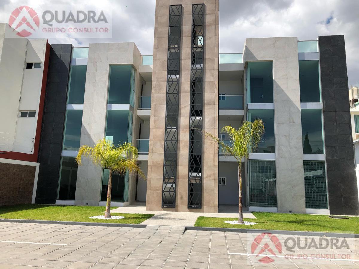 Foto Departamento en Venta en  Ex-Hacienda Morillotla,  San Andrés Cholula  Departamento en Venta a unos minutos de la UDLAP en San Andres Cholula Puebla