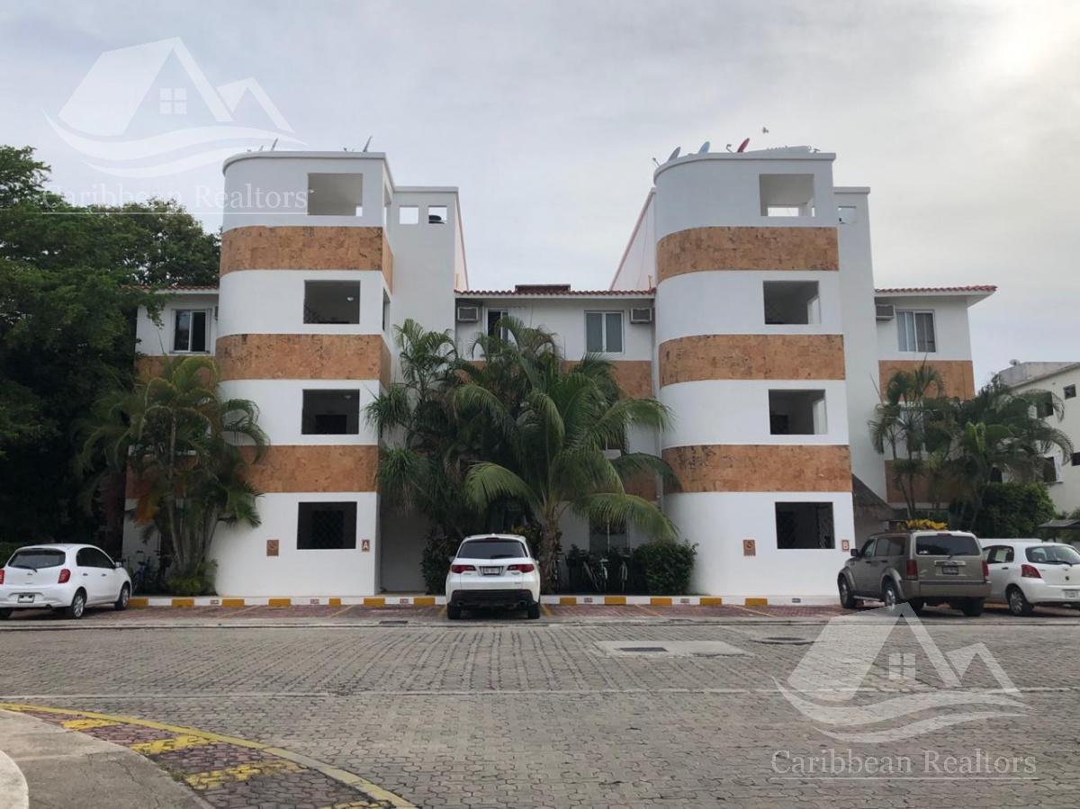 Foto Departamento en Venta en  Fraccionamiento Playa Car Fase II,  Playa del Carmen  Departamento en Venta en Playa del Carmen/Riviera Maya/Playacar Fase II