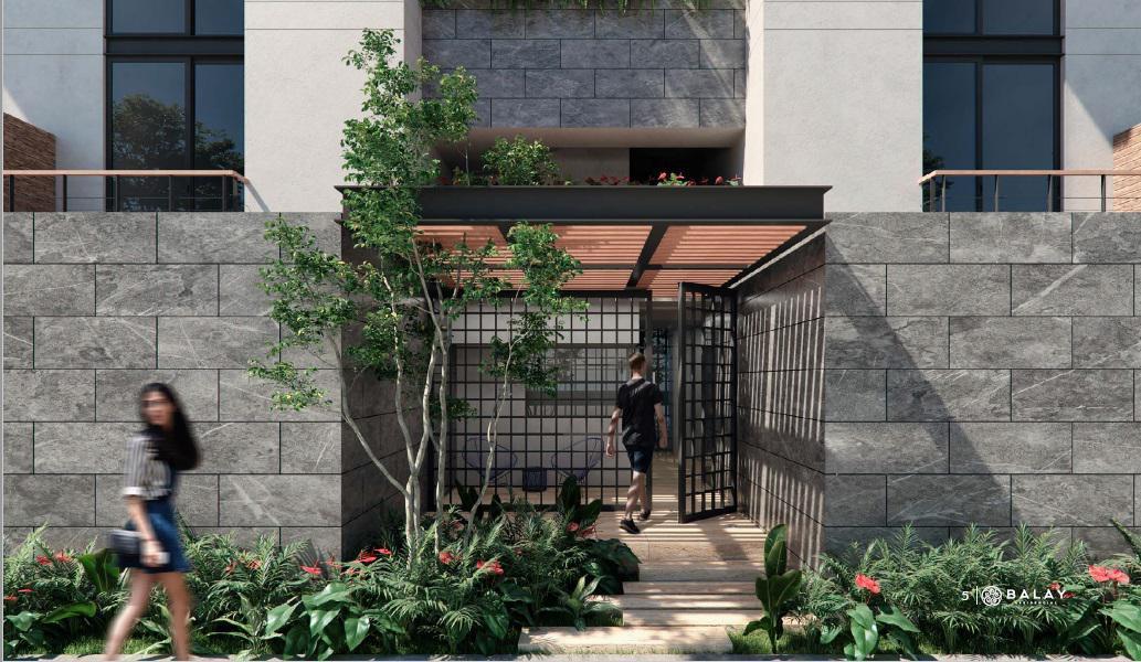 Foto Departamento en Venta en  Cancún Centro,  Cancún  Balay Residencial, Pre-venta departamento Tipo A Loft (YR)