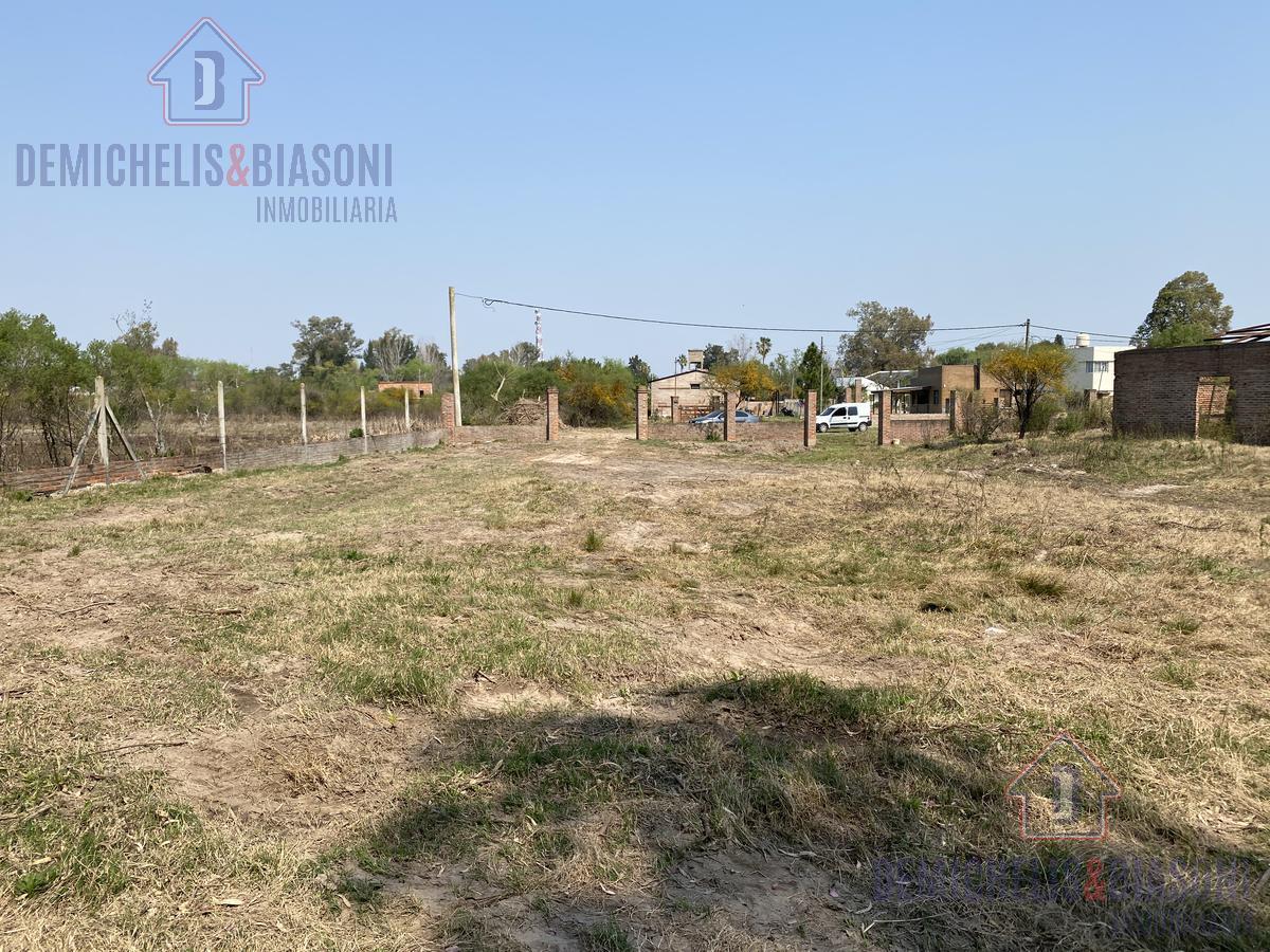 Foto Terreno en Venta en  Colastine,  La Capital  Lote en Ruta 1 - km7  Calle Ocampo 2110