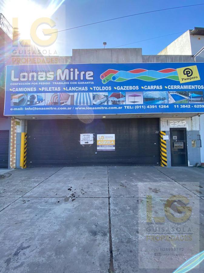 Foto Galpón en Alquiler en  Berazategui,  Berazategui  Camino General Belgrano 2340