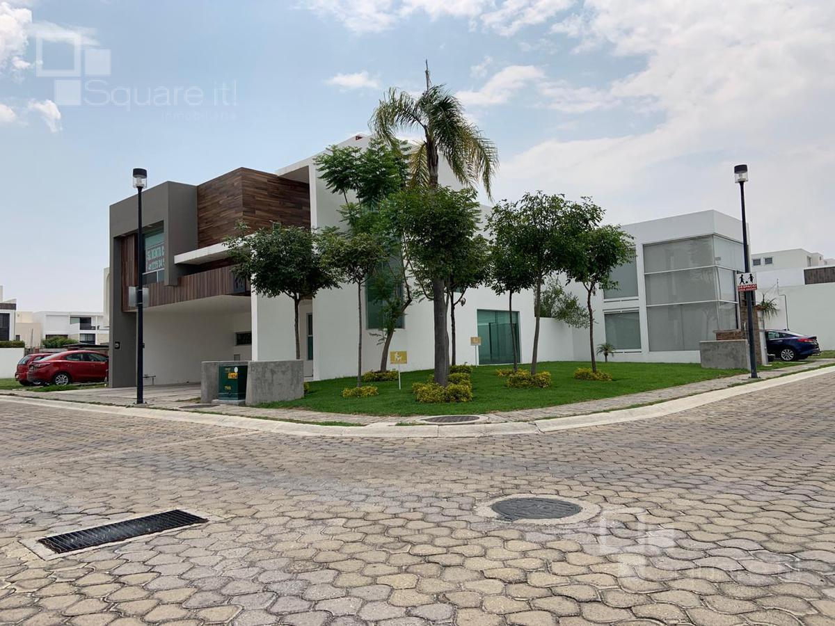 Foto Casa en Renta en  Fraccionamiento Lomas de  Angelópolis,  San Andrés Cholula  Casa en Renta Linares No. 14, Parque Nuevo León, Cascatta, Lomas de Angelópolis III