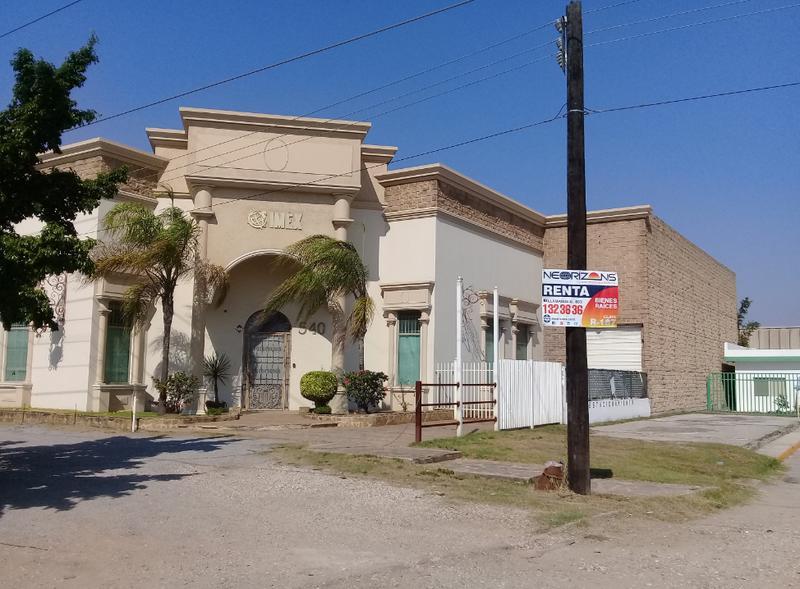 Foto Bodega Industrial en Renta en  Zona industrial Altamira,  Altamira  Renta de Bodega en Altamira Boulevard de los Ríos, Zona Industrial