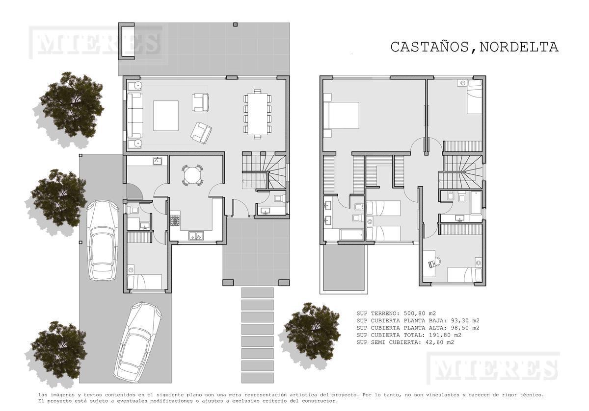 Casa - Los Castaños