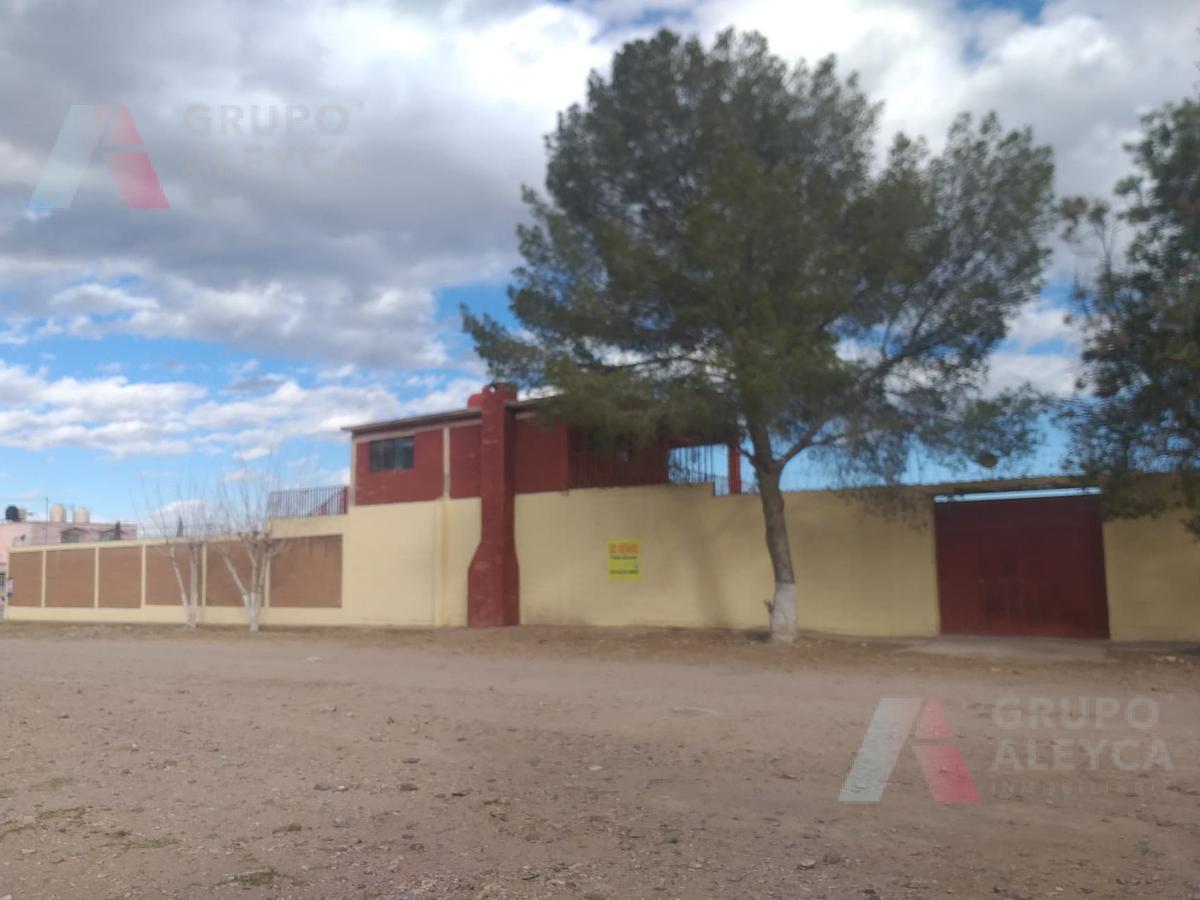 Foto Quinta en Venta en  Chihuahua ,  Chihuahua  Finca  en colonia aeropuerto