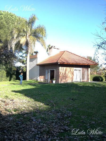Foto Casa en Venta en  Los Rosales,  Countries/B.Cerrado (Ezeiza)  Venta (con Renta) - Casa en Los Rosales - Canning
