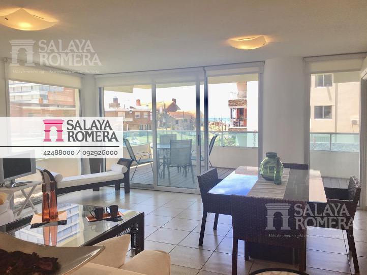 Foto Departamento en Alquiler en  Playa Brava,  Punta del Este  ALQUILER TEMPORAL 2 dormitorios, 2 baños + parrillero propio + garage. BAJOS GASTOS!
